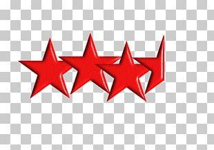 Line Angle Star Font PNG
