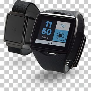 Smartwatch Qualcomm Toq Smartphone Android PNG