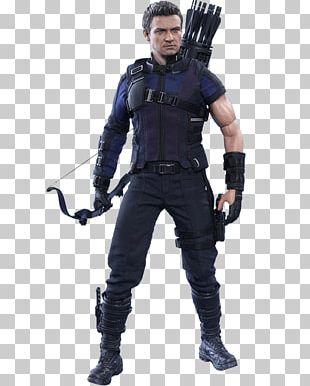 Clint Barton Captain America War Machine Iron Man Action & Toy Figures PNG