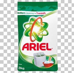 Laundry Detergent Ariel Washing Machine PNG