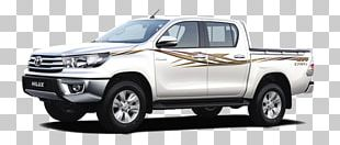 Toyota Hilux Car Pickup Truck Motor Vehicle PNG