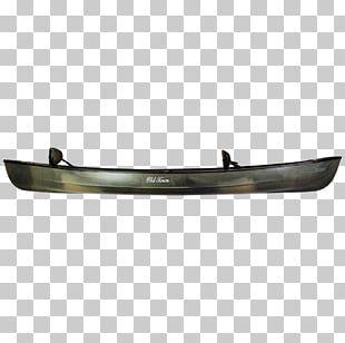 Nantahala River Old Town Canoe Royalex Paddle PNG