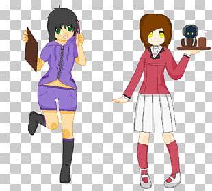 Shading Chicken Katsu Sailor Mercury Uniform PNG