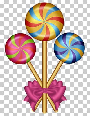 Candy Cane Lollipop Hard Candy PNG
