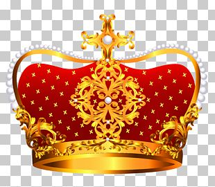 Crown Gold Stock Photography PNG