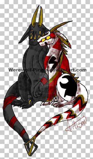 Pirate Werewolf Demon Vertebrate Illustration PNG