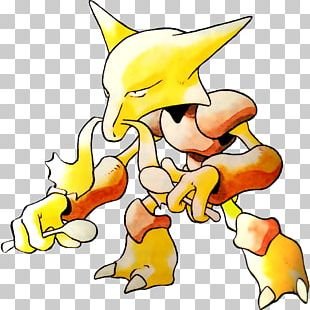 Pokémon Red And Blue Pokémon Gold And Silver Pokémon Mystery Dungeon: Blue Rescue Team And Red Rescue Team Alakazam PNG