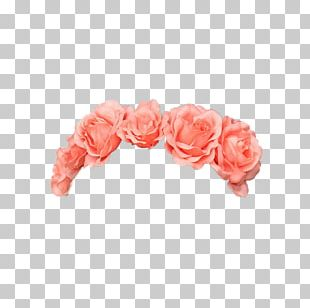 T-shirt Flower Crown PNG