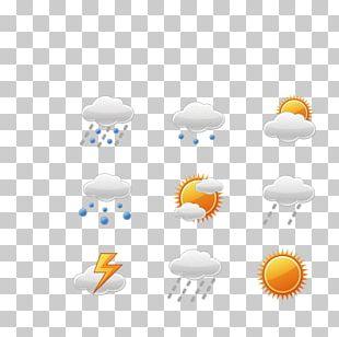 Weather Forecasting Rain Logo PNG