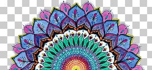 La Fuerza De Los Mandalas Mantra Coloring Book Buddhism PNG