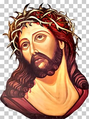 Jesus Face Statue PNG