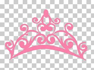 Princess Crown Tiara PNG