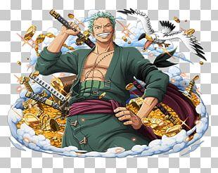 Roronoa Zoro One Piece Treasure Cruise Monkey D. Luffy Vinsmoke Sanji Dracule Mihawk PNG