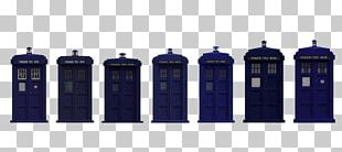 Fourth Doctor TARDIS The Master Doctor Who Merchandise PNG