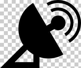 Satellite Dish Aerials Radio Television PNG