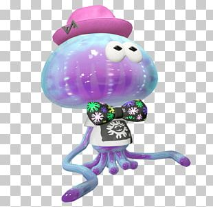 Splatoon 2 Jellyfish Video Game Nintendo Switch PNG