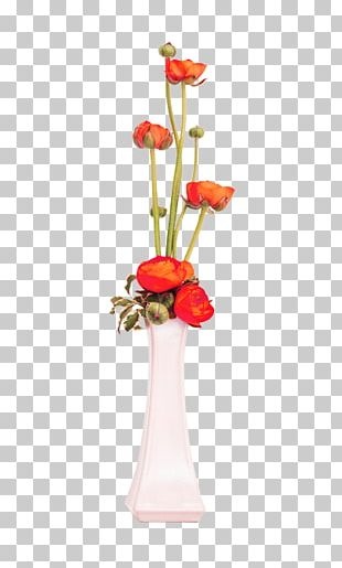Floral Design Vase Flower Bouquet PNG