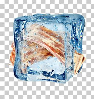 Ice Cube Stock Photography Banana PNG