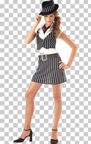 Halloween Costume Child Clothing Gangster PNG