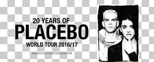 Placebo O2 Brixton Academy Concert Twenty Years Zénith De Lille PNG