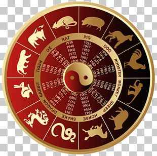 Chinese Zodiac Astrological Sign Chinese Astrology PNG