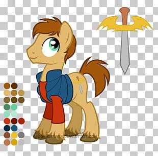 Pony The Doctor Rory Williams Tenth Doctor Horse PNG