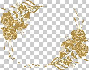Wedding Invitation Flower Floral Design PNG