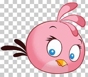 Angry Birds Stella Angry Birds Go! Angry Birds Star Wars II Angry Birds POP! PNG