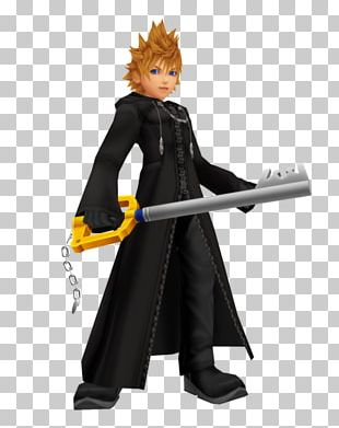 Roxas Characters Of Kingdom Hearts Square Enix Co. PNG