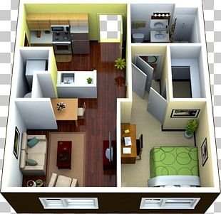 Studio Apartment House Bedroom Service Apartment PNG