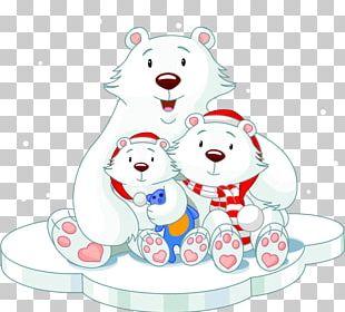 Polar Bear Giant Panda Brown Bear PNG