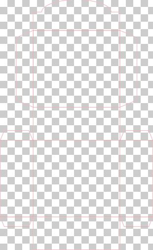 Paper Line Pink M Pattern PNG