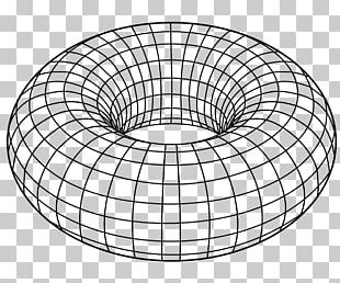 Torus Shape Of The Universe Sphere Geometry PNG