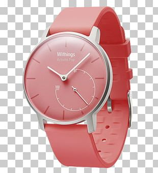 Withings Activité Pop Activity Tracker Smartwatch PNG