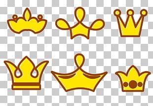 Crown Cartoon Logo PNG