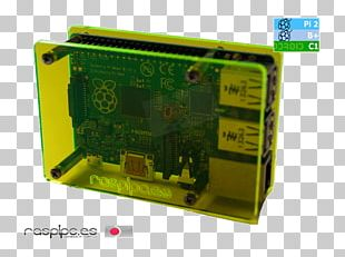 Raspberry Pi 3 Yellow Electronics Color PNG