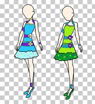 Clothing Dress Fashion Design Art PNG