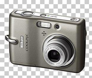 Digital SLR Nikon Coolpix L12 Nikon Coolpix L10 Camera Lens PNG