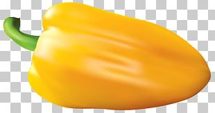 Habanero Yellow Pepper Bell Pepper Pin Vegetable PNG