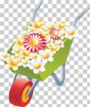 Garden Tool Flower Garden PNG