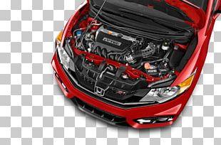 2017 Honda Civic Si Coupe Car Honda Civic Type R Headlamp PNG