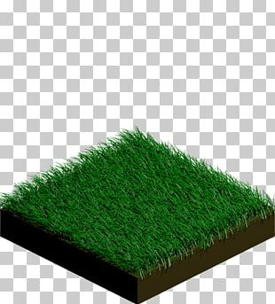 Lawn Artificial Turf Isometric Projection Tile Isometric Graphics In Video Games And Pixel Art PNG