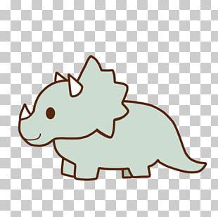 Triceratops Tyrannosaurus Stegosaurus Dinosaur Ankylosaurus PNG