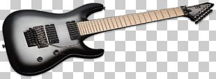Acoustic-electric Guitar ESP LTD EC-1000 Slide Guitar PNG