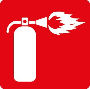 Fire Extinguisher Icon PNG