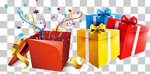Gift Surprise Mobile Phone PNG
