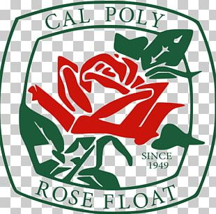 California Polytechnic State University Rose Parade Cal Poly Rose Float Cal Poly Universities Rose Float PNG