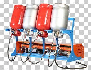 Liquefied Petroleum Gas Machine Pump Filling Carousel PNG
