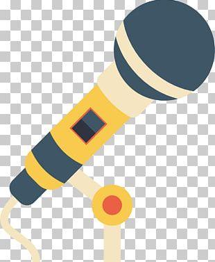 Microphone Cartoon PNG