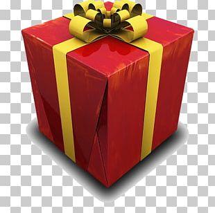 Christmas Gift Christmas Gift Santa Claus Icon PNG
